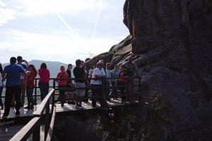 Туристы уже принесли Львовщине почти 21 миллион гривень