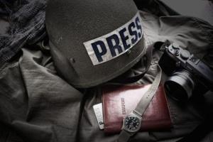 Военные журналисты преодолевают кремлевскую ложь правдой - Порошенко