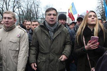 Anwalt: Saakaschwili verdächtigt man wegen Organisation einer kriminellen Bande