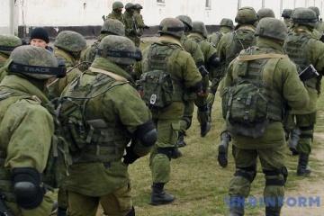 Ukraina w ONZ oświadczyła, że na okupowanym Krymie znajduje się już 31,5 tys. zawodowych wojskowych Federacji Rosyjskiej