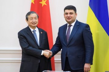 Ukraine, China to implement a number of projects for $7 bln – PM Groysman