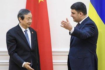 L'Ukraine compte sur la participation des investisseurs chinois pour la privatisation de ses actifs
