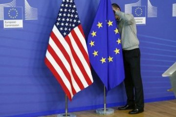 La UE y EE.UU. coordinan posturas hacia cuestiones de seguridad internacional, incluida Ucrania
