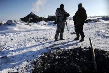 ATO: El Enemigo hace fuego de carros de combate y morteros cerca Pisky