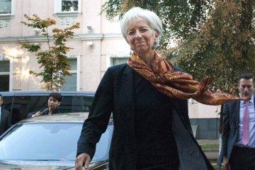 Lagarde: El FMI está dispuesto a continuar apoyando a Ucrania en la lucha contra la corrupción