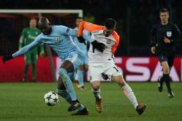 Shakhtar beats Manchester City to reach last 16