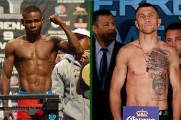 Lomatschenko – Rigondeaux: Boxer führen offenes Training durch