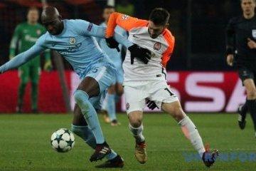 Ligue des champions UEFA : le club ukrainien Shakhtar Donetsk se régale d'avoir battu Manchester City (photos)