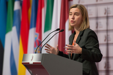 Illegal annexation of Crimea has to end – Mogherini