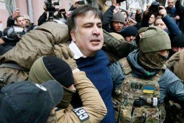 Saakachvili porte plainte contre son expulsion d'Ukraine