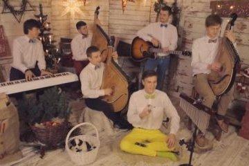 El vídeo de la canción Jingle Bells en ucraniano obtiene 1 millón de visitas en You Tube