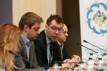Oleksiy  Makeiev, director político del Ministerio de Asuntos Exteriores de Ucrania