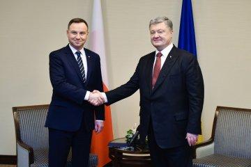 Poroshenko: Asociación estratégica con Polonia sigue siendo una prioridad constante