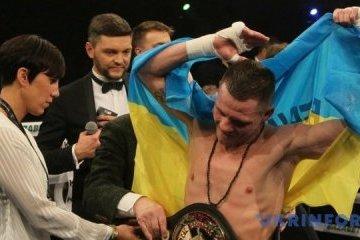 Boxeo: El ucraniano Berinchyk se convierte en campeón mundial de la WBO (Fotos)