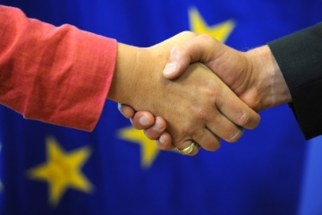 EU ready to allocate EUR 500 mln to Ukraine if number of conditions met