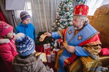 尼古拉耶夫市开办圣尼古拉工作坊