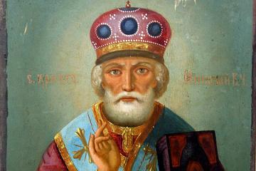 Hoy es el Día de San Nicolás