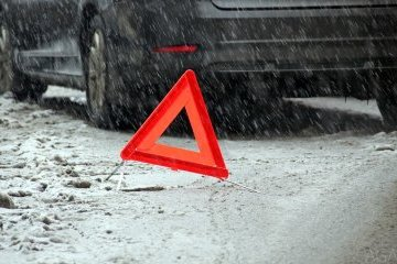 National Police: Number of road traffic accidents in Ukraine dropped