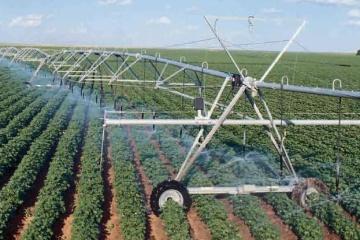 З наступного року фермери впроваджуватимуть системи зрошування - РНБО