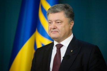 Encuesta: Poroshenko se convierte en el político del año 2017
