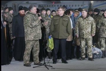 Petro Porochenko: Souchtchenko et Sentsov seront libérés des prisons russes