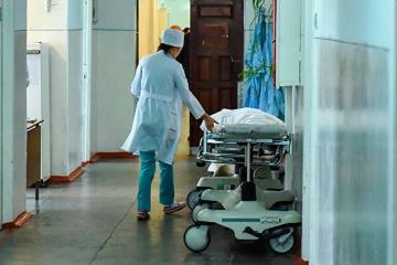 Врятований лижник - у лікарні з обмороженням пальців ніг