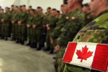 Canada expands military training in Ukraine