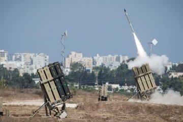 """Як """"Залізний купол"""" захищає Ізраїль"""