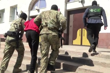 Russia's FSB active in Donbas - intelligence