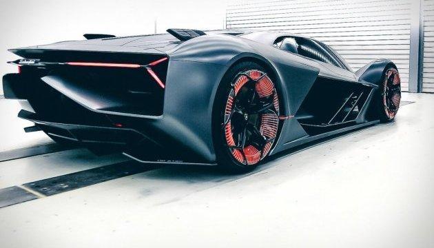 Авто будущего: через 12 лет - электродвигатель на каждом колесе