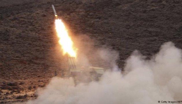 Саудівська Аравія перехопила балістичну ракету