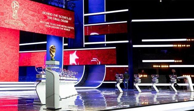 Сегодня состоится жеребьевка чемпионата мира-2018 по футболу