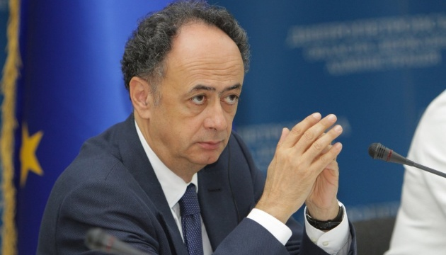 Ukraine needs to redouble efforts to reform the rule of law – Mingarelli
