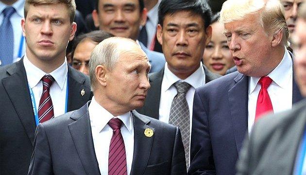Путин не будет говорить с Трампом про Крым – Кремль