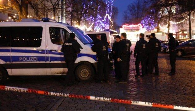 Полицейские обнаружили взрывчатку нарождественской ярмарке вГермании