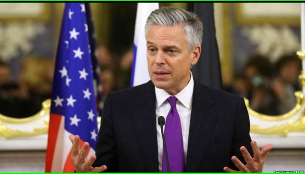 В США подтвердили, что посол в России встретился с арестованным американцем