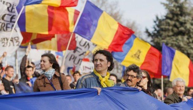 Руководство решило сделать румынский национальным языком Молдавии