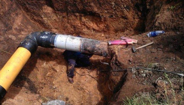 У Полтаві без газу залишились близько трьох тисяч абонентів