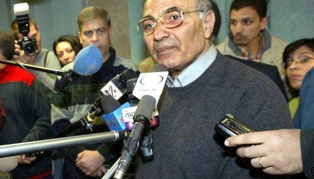 В ОАЕ затримали колишнього прем'єра Єгипту - ЗМІ