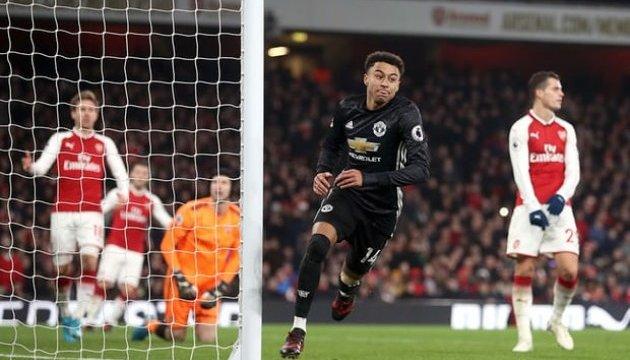 АПЛ: «Манчестер Юнайтед» переміг «Арсенал»