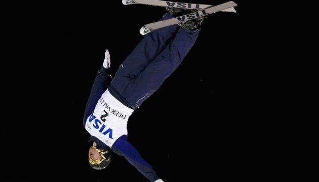Украинский фристайлист Абраменко выиграл второе «золото» на этапе Кубка Европы