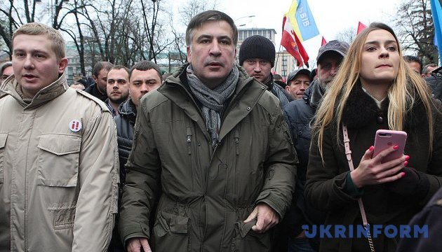 Митинг под Радой: депутаты до сих пор не выступили - совещаются