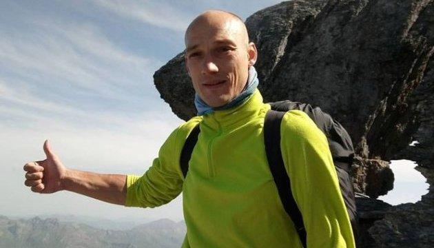 Загинув фігурант справи про фарбування зірки вкольори українського прапора уМоскві