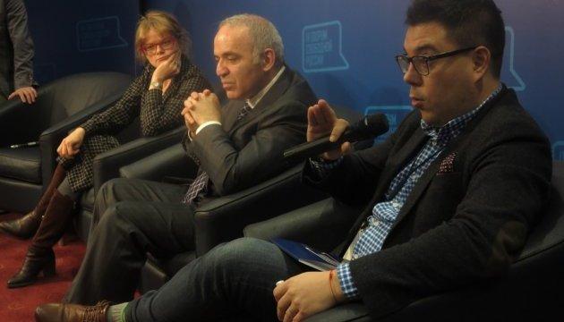 В Вильнюсе прошел первый день оппозиционного IV Форума свободной России