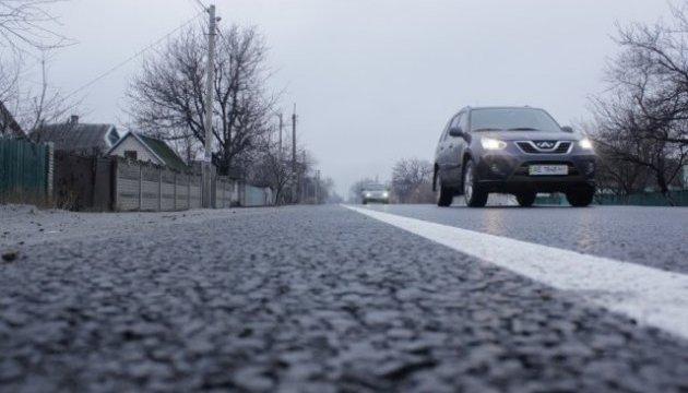 Цьогоріч в Україні відремонтували рекордну кількість доріг — Порошенко