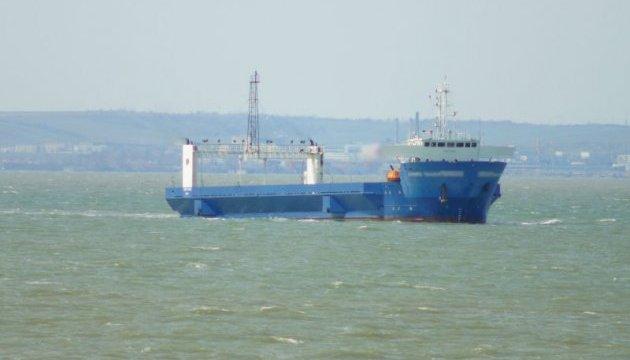 МінТОТ нарахував за місяць 25 вантажних суден-порушників у Криму