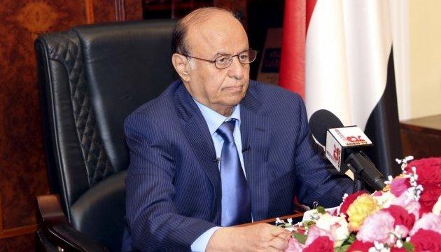 Президент Йемена призвал к всеобщему восстанию