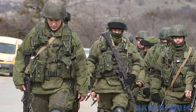Russia redeploying troops from three districts on border with Ukraine – intelligence