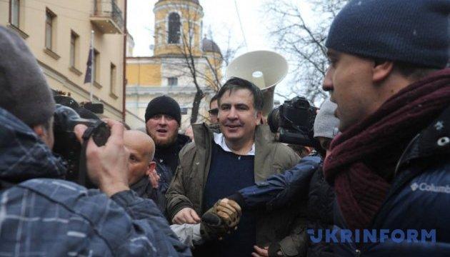 Восемь депутатов проверят из-за побега Саакашвили из-под стражи