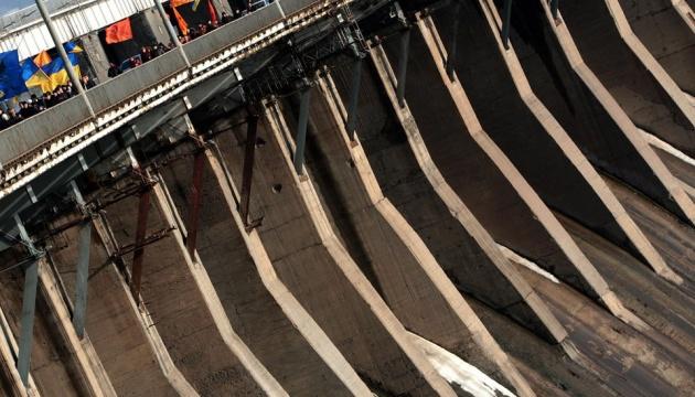 Роботу греблі ДніпроГЕС планують продовжити на 50 років
